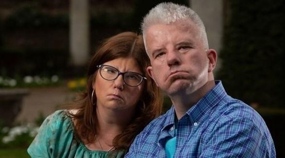 يعاني أليكس باركر وإيرين سميث من حالة مرضية نادرة (ميرور)