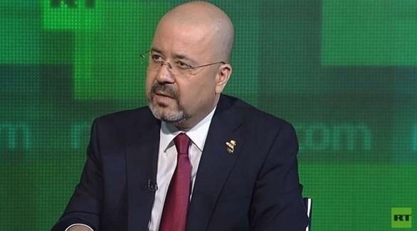 السفير العراقي لدى موسكو حيدر منصور هادي العذاري (روسيا اليوم)