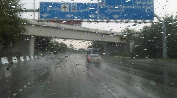 توقعات بهطول أمطار (أرشيف)