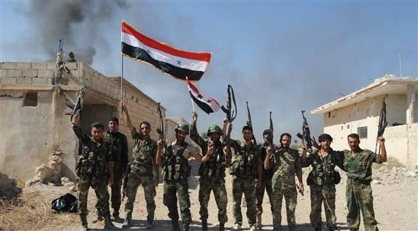 أفراد من الجيش السوري (أرشيف)