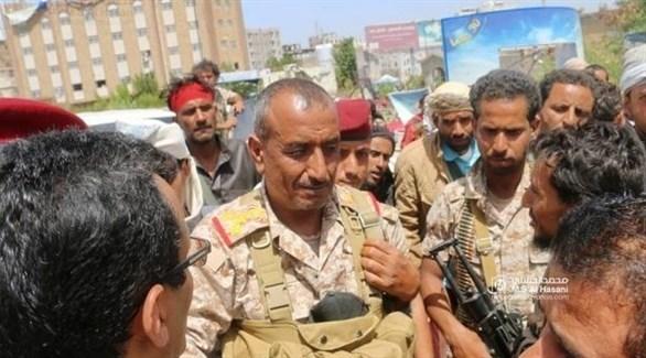 العميد في الجيش اليمني عدنان الحمادي (أرشيف)