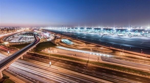 مطار دبي الدولي (أرشيف)