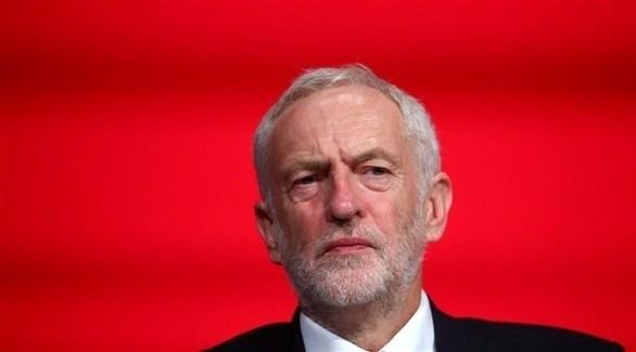 زعيم حزب العمال البريطاني المعارض جيريمي كوربين (أرشيف)