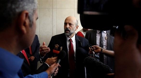 رئيس الوزراء الأردني عمر الرزاز (أرشيف)