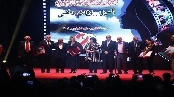 حفل ختام المهرجان القومي للسينما المصرية (24 - محمود العراقي)