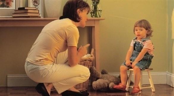 العقاب البدني للطفل يعيق نموه