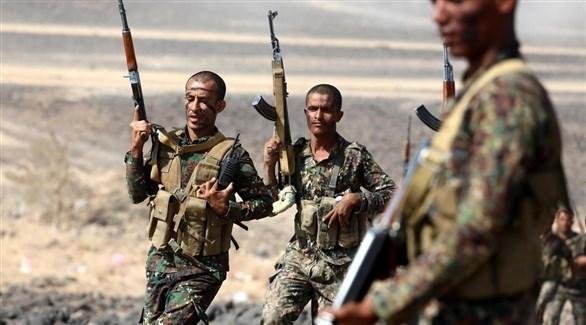عناصر مقاتلة مسلحة في اليمن (أرشيف)