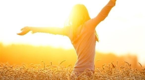 أشعة الشمس تقلل تخزين الدهون