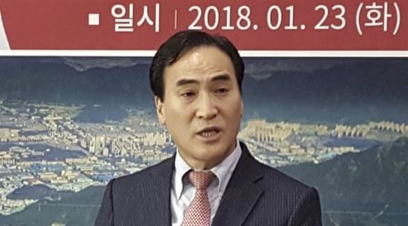 رئيس الإنتربول الجديد كيم جونغ يانغ (أرشيف)