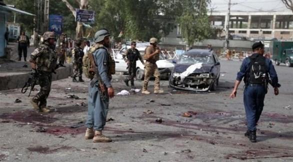 تفجير انتحاري في أفغانستان (أرشيف)