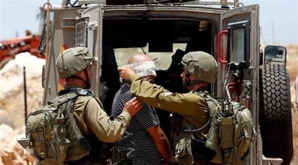 الجيش الإسرائيلي ينفذ اعتقالات في الضفة الغربية (أرشيف)