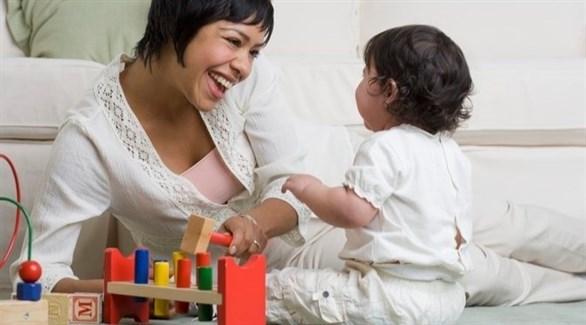 ألعاب مكعّبات البناء تعلّم الطفل فكرة السبب والنتيجة (أرشيفية)