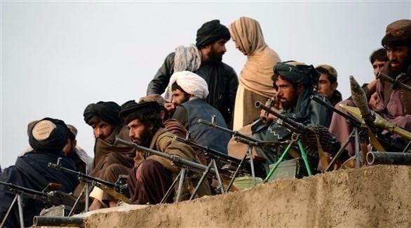 عناصر من طالبان (أرشيف)
