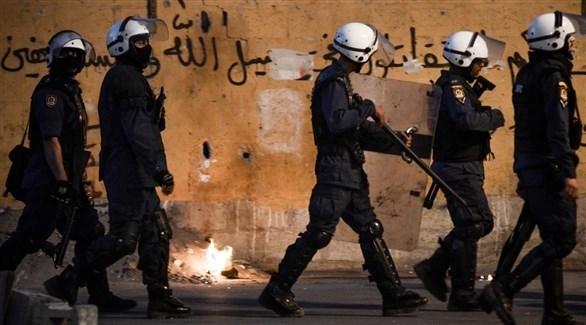 قوات أمنية بحرينية (أرشيف)