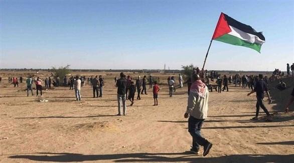 مسيرة العودة في غزة (أرشيف)