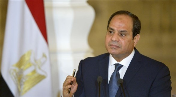 الرئيس المصري، عبد الفتاح السيسي (أرشيف)