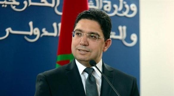 وزير الخارجية المغربي ناصر بوريطه (أرشيف)