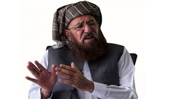 الملا سامي الحق، أبو طالبان (أرشيف)