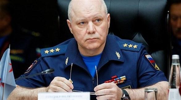 رئيس جهاز الاستخبارات العسكرية الروسية الجنرال إيغور كوروبوف (أرشيف)