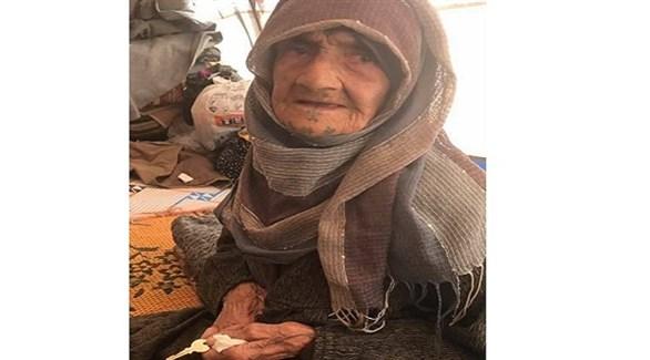 المعمرة السورية الراحلة أم جاسم (فرات بوست)