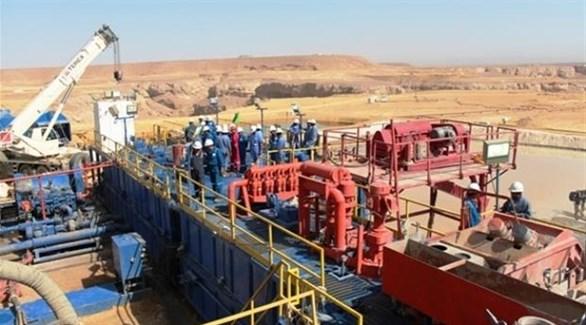 منشأة في حقل المسيلة النفطي في جنوب اليمن (أرشيف)