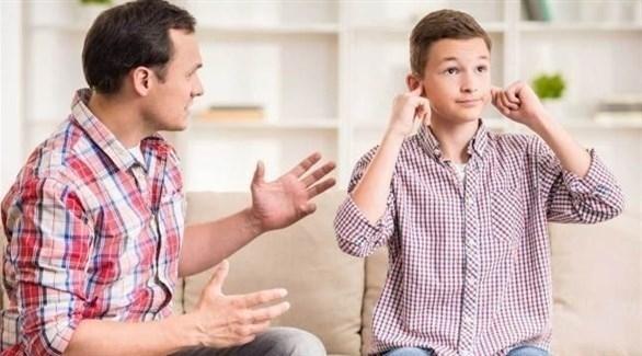 ليس ضرورياً تأديب الطفل على سلوك معين فور حدوثه (أرشيفية)