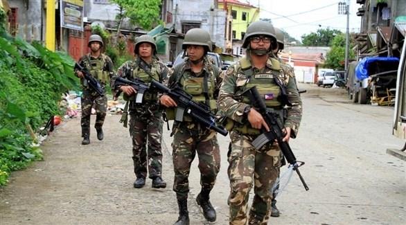 عناصر الجيش الفلبيني (أرشيف)