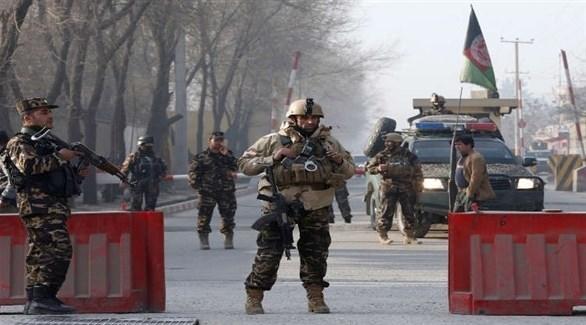 عناصر من الجيش الأفغاني (أرشيف)