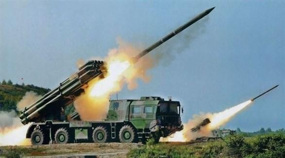 قاذفة صواريخ روسية (أرشيف)