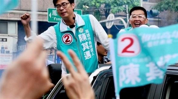 انتخابات تايوان (أرشيف)