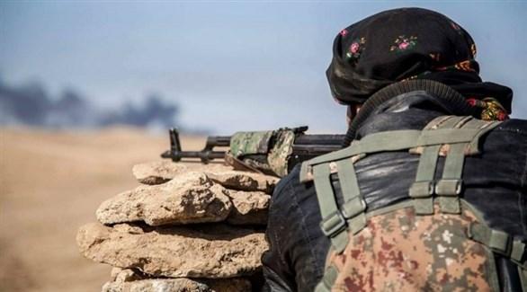 داعش يشن هجوماً مباغتاً على مواقع قسد في ريف دير الزور الشرقي (أرشيف)