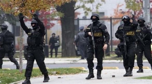 شرطة البوسنة (أرشيف)