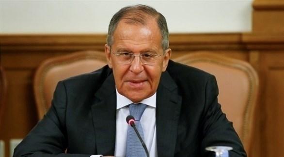 وزير الخارجية الروسي سيرغي لافروف (أرشيف)