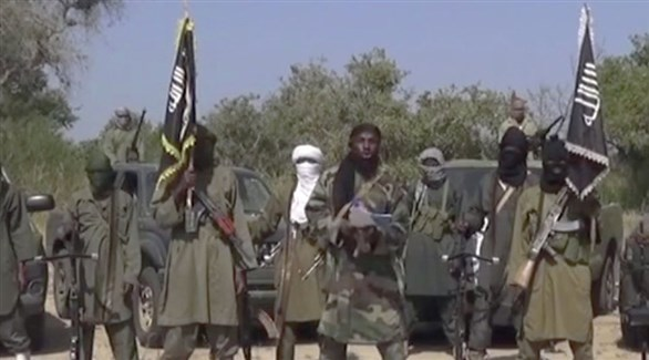 عناصر من بتنظيم بوكو حرام الإرهابي (أرشيف)
