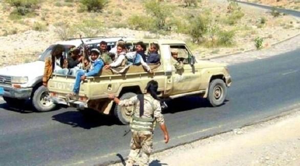 قوات الشرعية في الضالع (أرشيف)