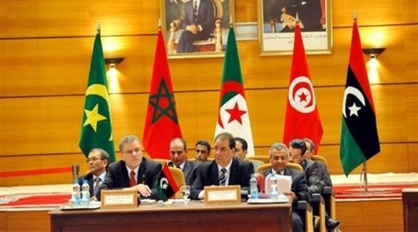 اجتماع سابق لاتحاد المغرب العربي (أرشيف)