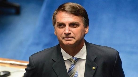 الرئيس البرازيلي المنتخب جاير بولسونارو (أرشيف)