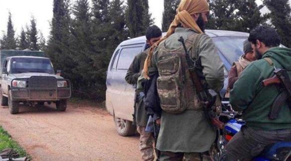 مسلحون من جبهة النصرة في سوريا (أرشيف)