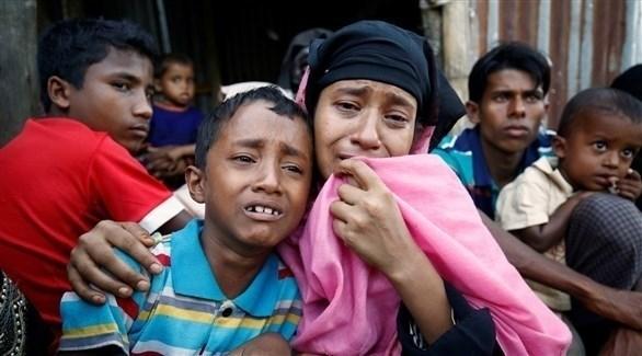 لاجئون من الروهينجا في بنغلاديش (رويترز)