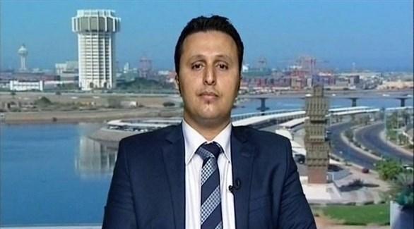 مستشار وزير الإعلام اليمني، مختار الرحبي (أرشيف)