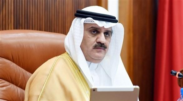 رئيس مجلس النواب في البحرين أحمد بن إبراهيم راشد الملا (أرشيف)