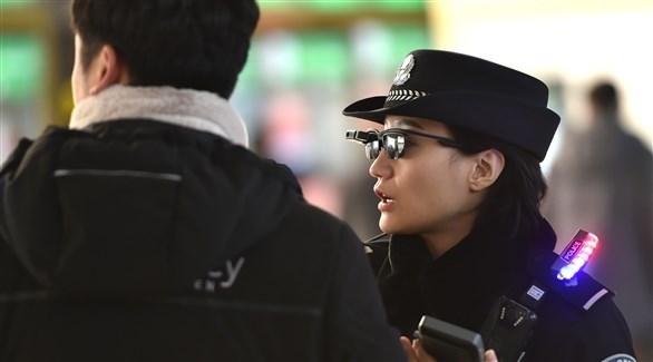 عناصر من الشرطة الصينية (أرشيف)