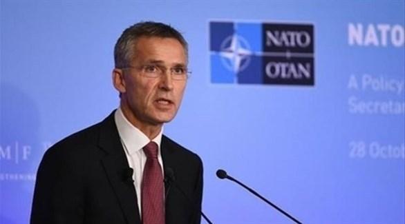 الأمين العام لحلف الناتو ينس ستولتنبرغ (أرشيف)