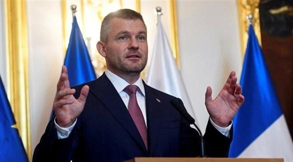 رئيس الوزراء السلوفاكي بيتر بليغريني (أرشيف)