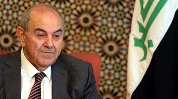 رئيس الحكومة العراقية السابق ورئيس ائتلاف