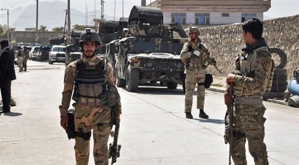 قوات أمنية أفغانية (أرشيف)
