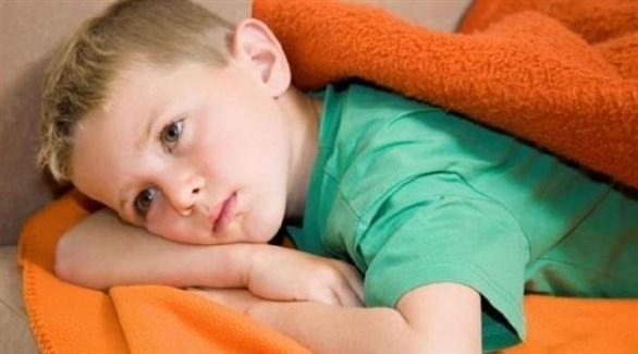 قلة النوم لدى الأطفال