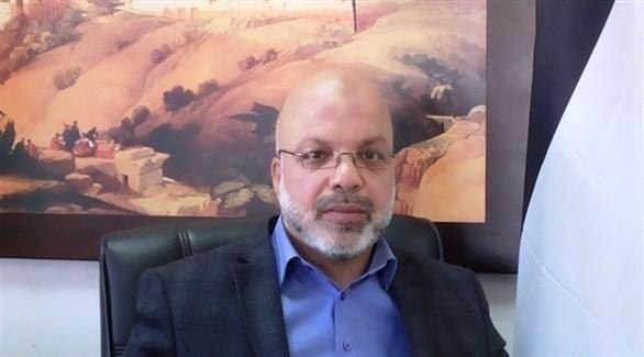 النائب الفلسطيني أحمد عطون (أرشيف)