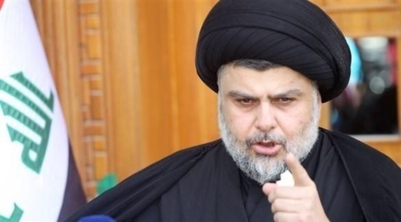 الزعيم العراقي مقتدى الصدر (أرشيف)