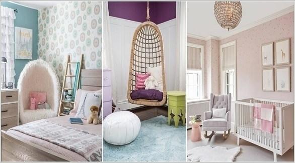 أفكار لتصميم كرسي عصري لغرفة الطفل (أميزنغ إنتيرير ديزاين)